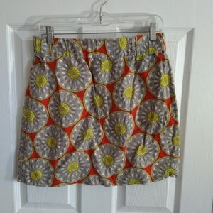 Banana Republic mini skirt size small